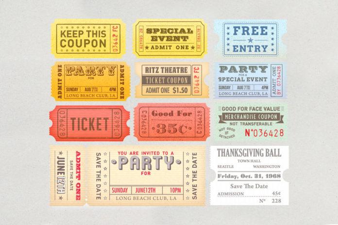 Входные билеты без очередей
