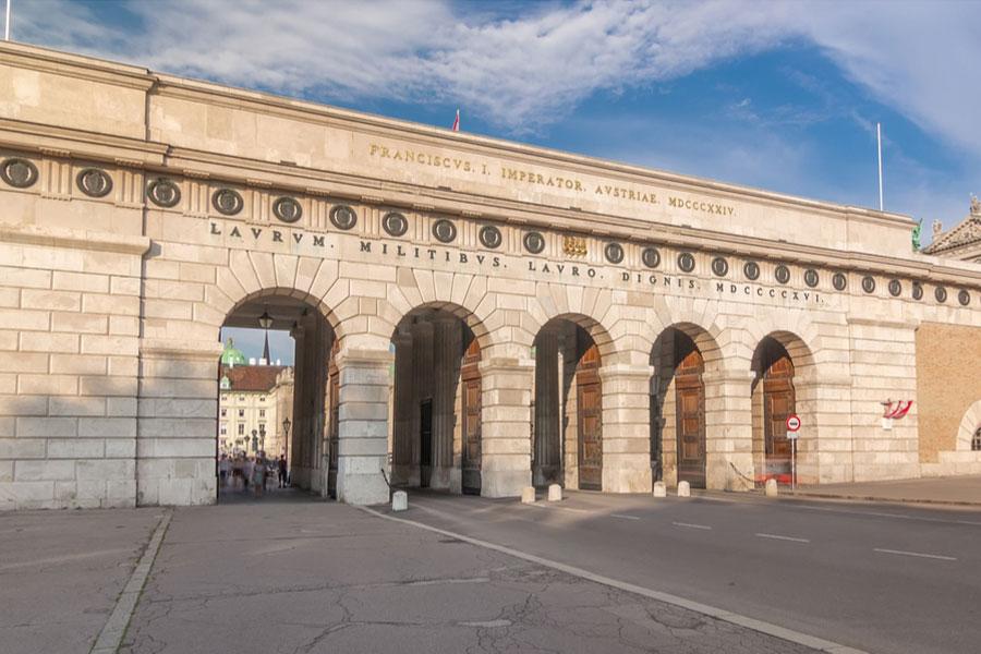 Внешние Замковые ворота