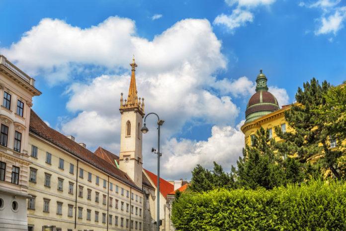 Церковь августинцев в Вене