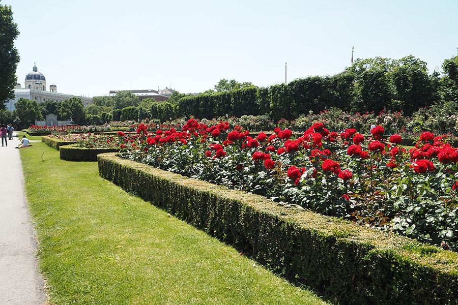 Парк Фольксгартен