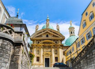 Мавзолей императора Фердинанда II в Граце