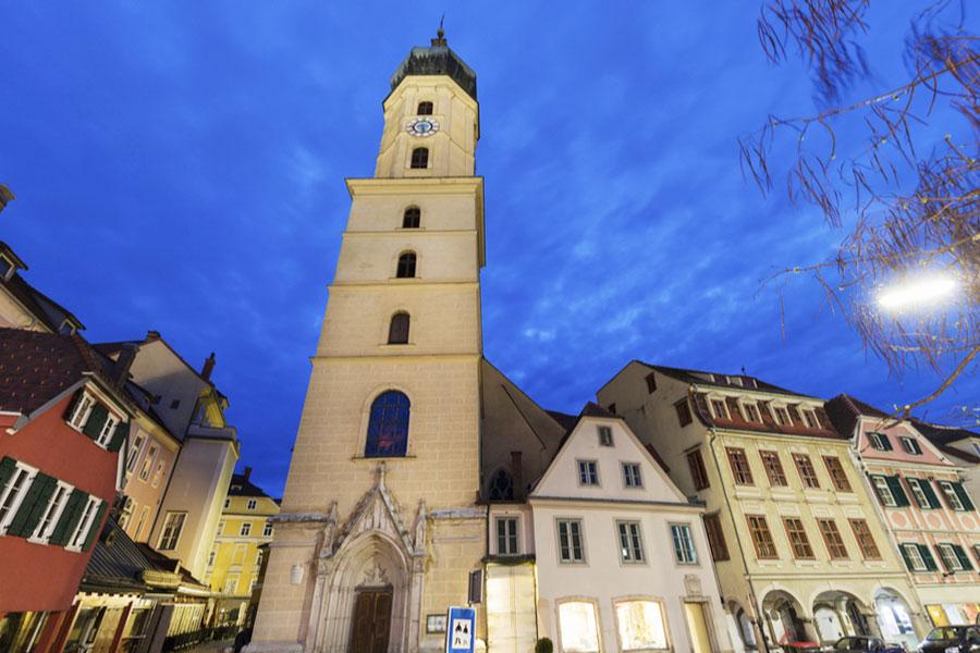 Францисканский монастырь в Граце