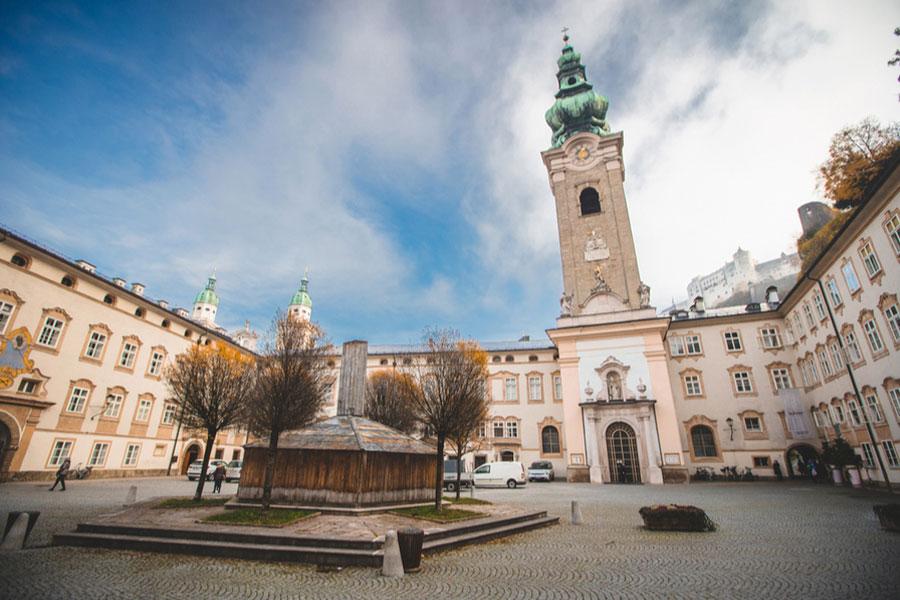 Монастырь Святого Петра в Зальцбурге